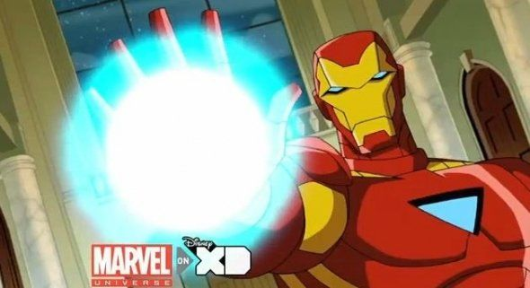 Iron Man From The Avengers Earth S Mightiest Heroes I Miss This