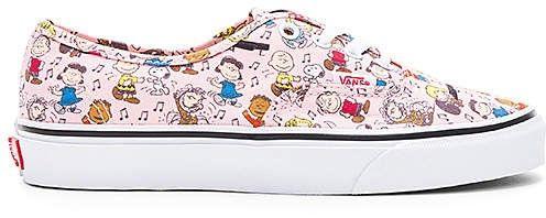 separation shoes fb9e5 60c44 Snoopy and Peanuts Vans. Afflink.