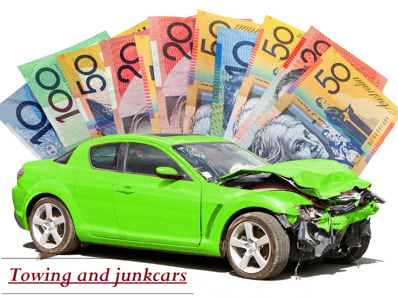 If you have a damaged or junk car then get cash for junk