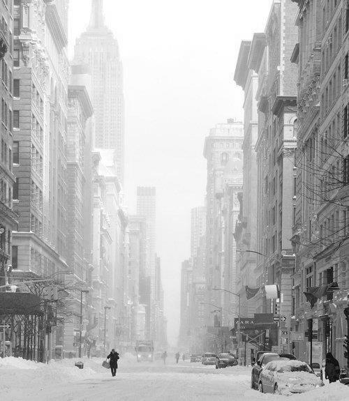 Winter @ NYC