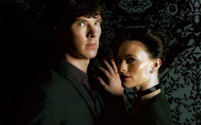 Nyt billede af Sherlock og Irene