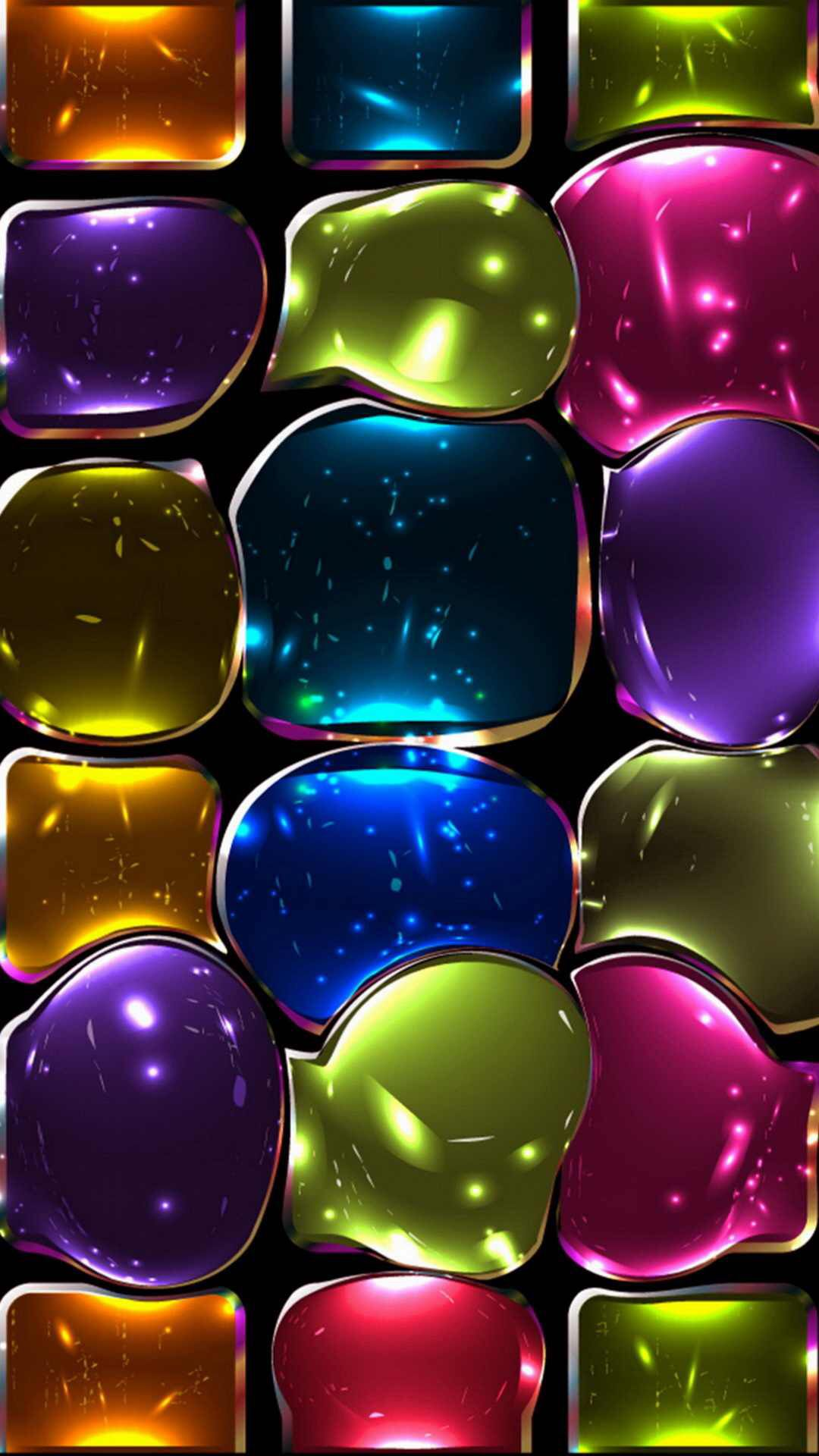 Check Out This Wallpaper For Your Iphone Http Zedge Net W10314320 Src Ios V 2 4 Via Zedge Bubbles Wallpaper Rainbow Wallpaper Colorful Wallpaper