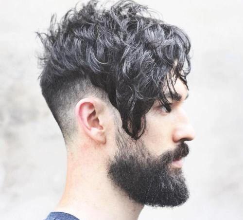 statement medium hairstyles