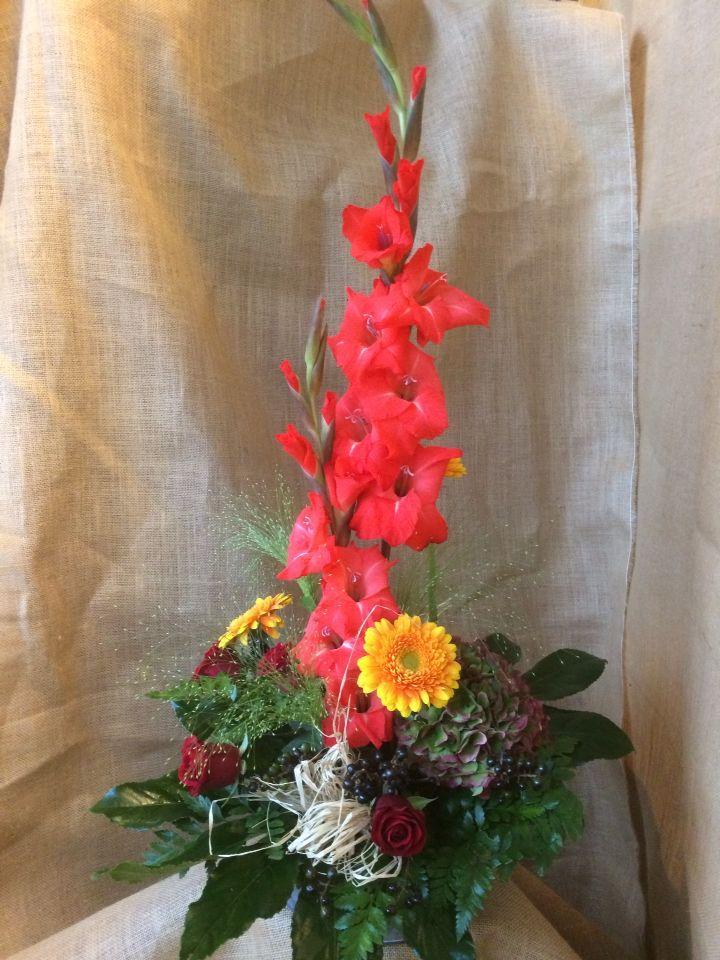 Flower arrangement, kukka-asetelma