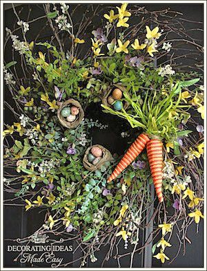 Easter Decorating Ideas - Easy and fun ways to decorate your home ...