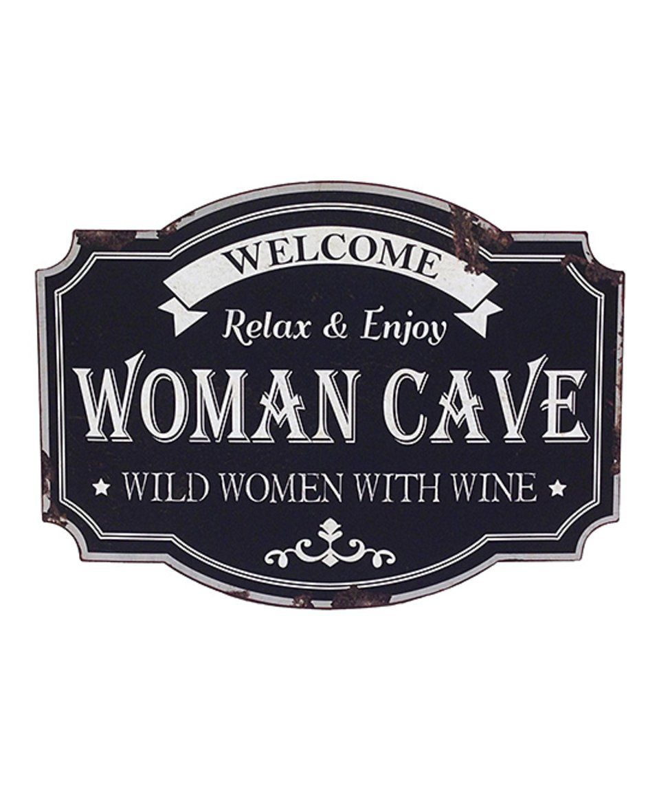 Photo of Take a look at this 'Woman Cave' Wall Sign today!,  #Cave #homeofficedesignforwomenshesheds #…