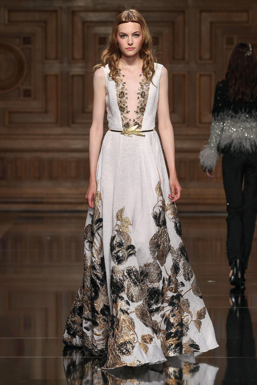 Tony Ward Couture Fall Winter 2016-17 I Style 38