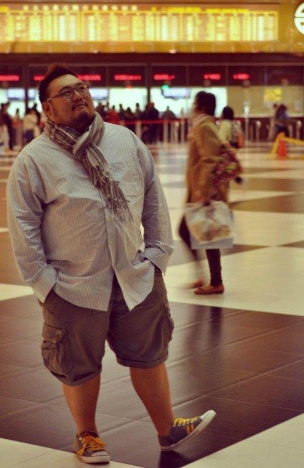 A verdade sobre a moda e os homens gordos