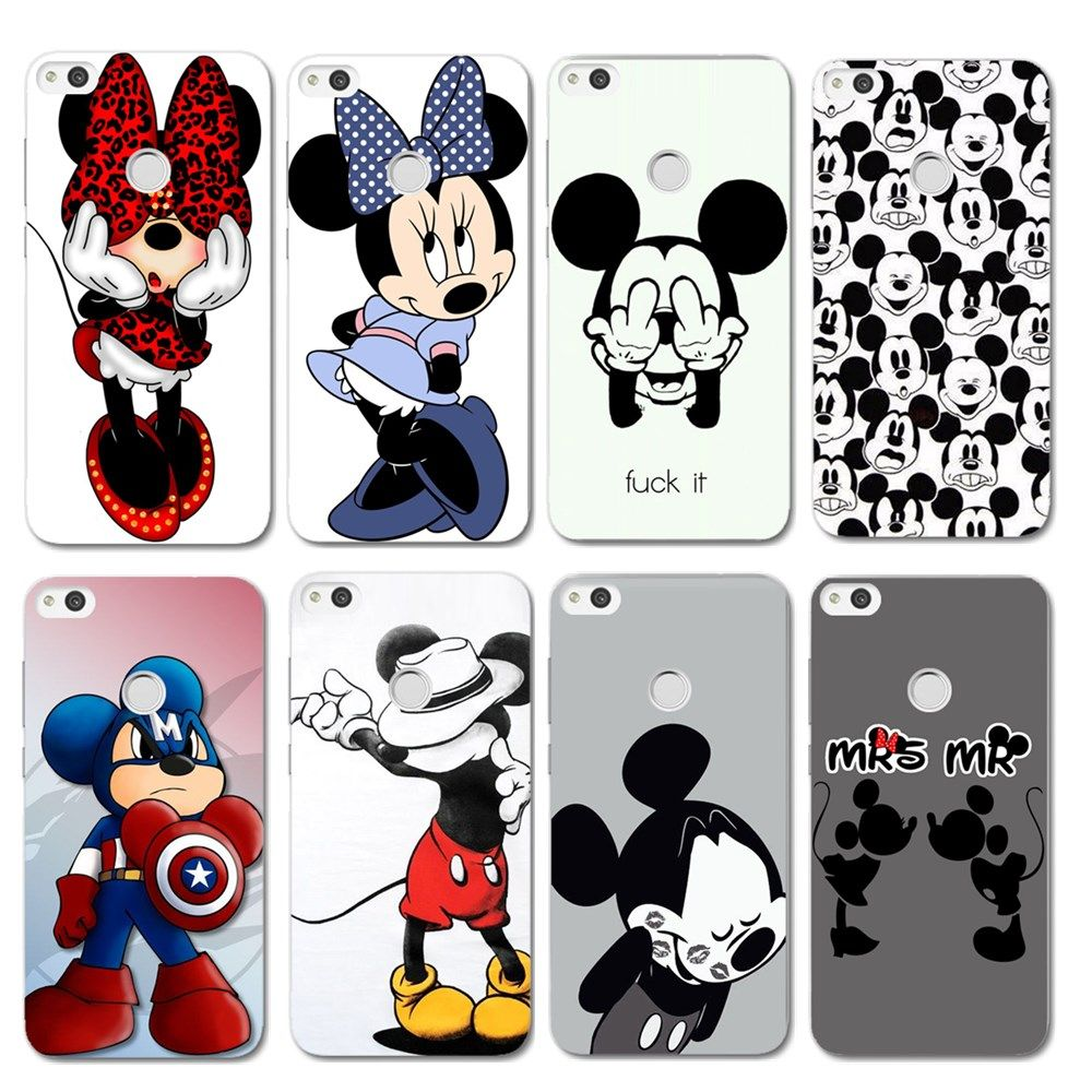 carcasas huawei p smart disney