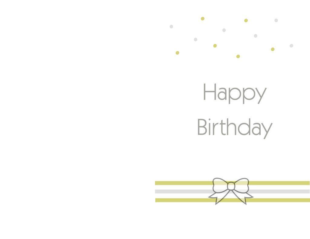 Printable Birthday Card Designs Ironi Celikdemirsan With