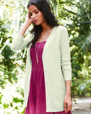Essential Silk & Cashmere Cardigan