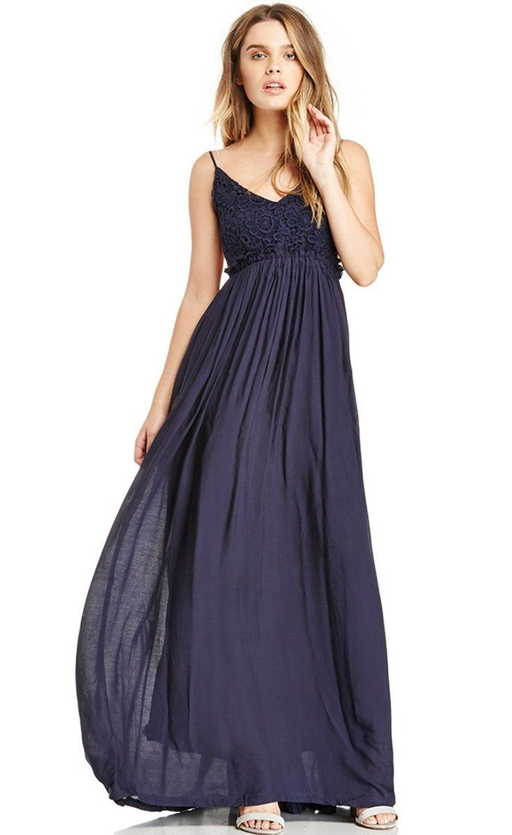 Something Special Crochet Maxi Dress (Multiple Colors) | Maxi dresses