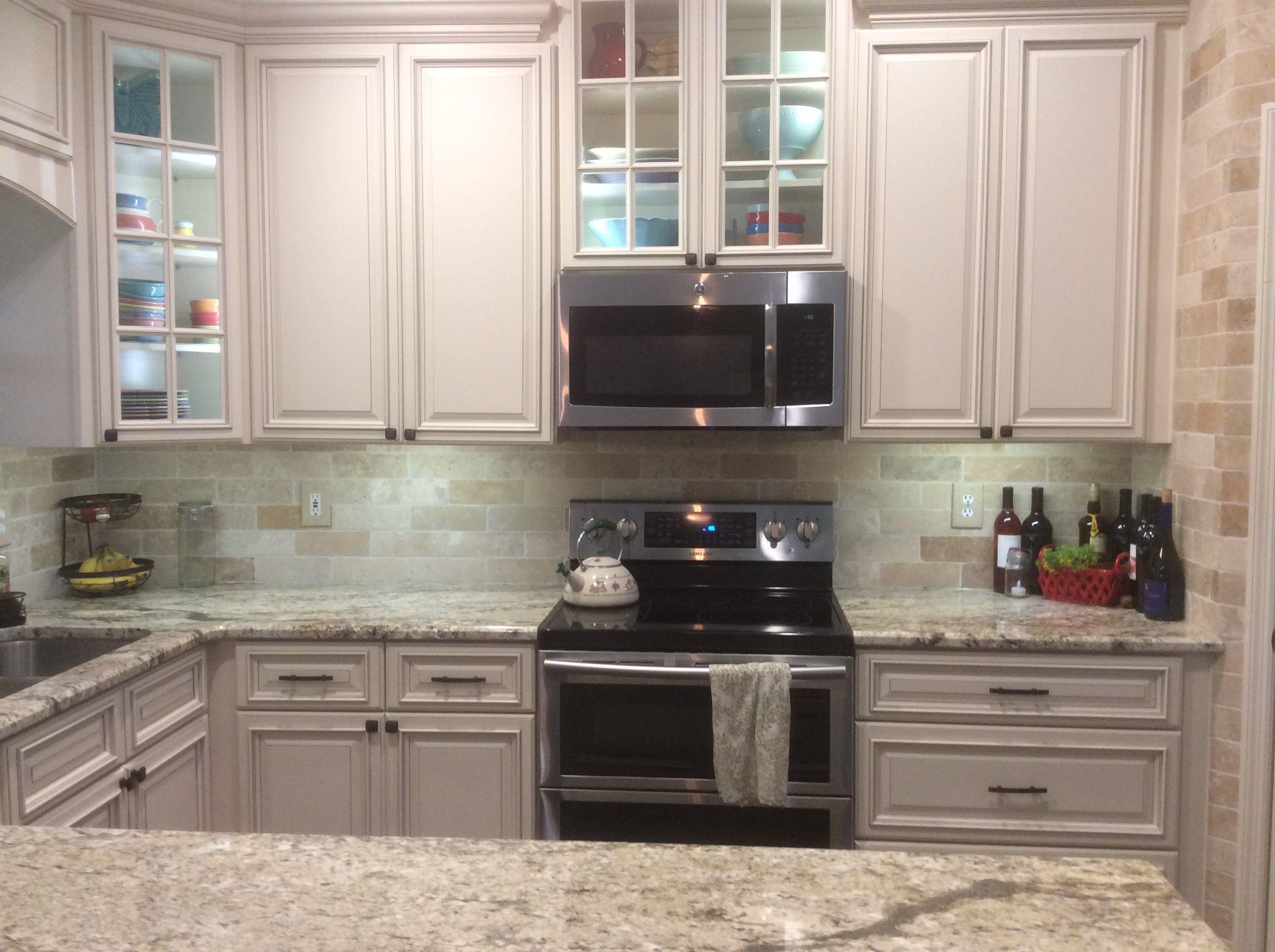 Top 15 Best Materials For Kitchen Countertops 2021 Backsplash For White Cabinets Kitchen Countertops Best Kitchen Countertops