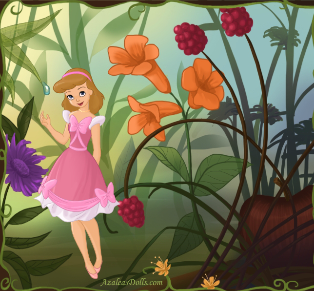 Cinderella In Azalea's Doll Pixie Creator