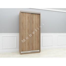 Two-door sliding wardrobe PShK-03/22 120 * 58 * 222 cm, buy in Kiev …