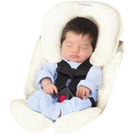 Support Insert Infant Car Seat Head Baby Body Cushion Chicco