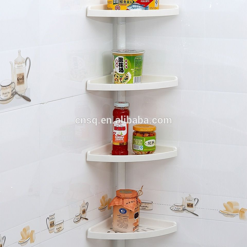 1858 Sq 4 Tier Plastic Bathroom Corner Shelf For Bathroom Shower Corner Shelf Bathroom Corner Shelf Amazing Bathrooms