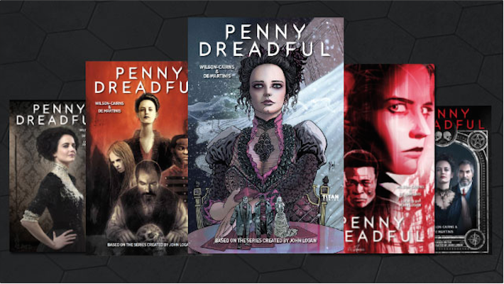 Penny Dreadful Prequel Comic Book Series Issue 1 Behold The Great Adventures That Lie Ahead Issue 1 On Sale Penny Dreadful Book Subscription Comic Books
