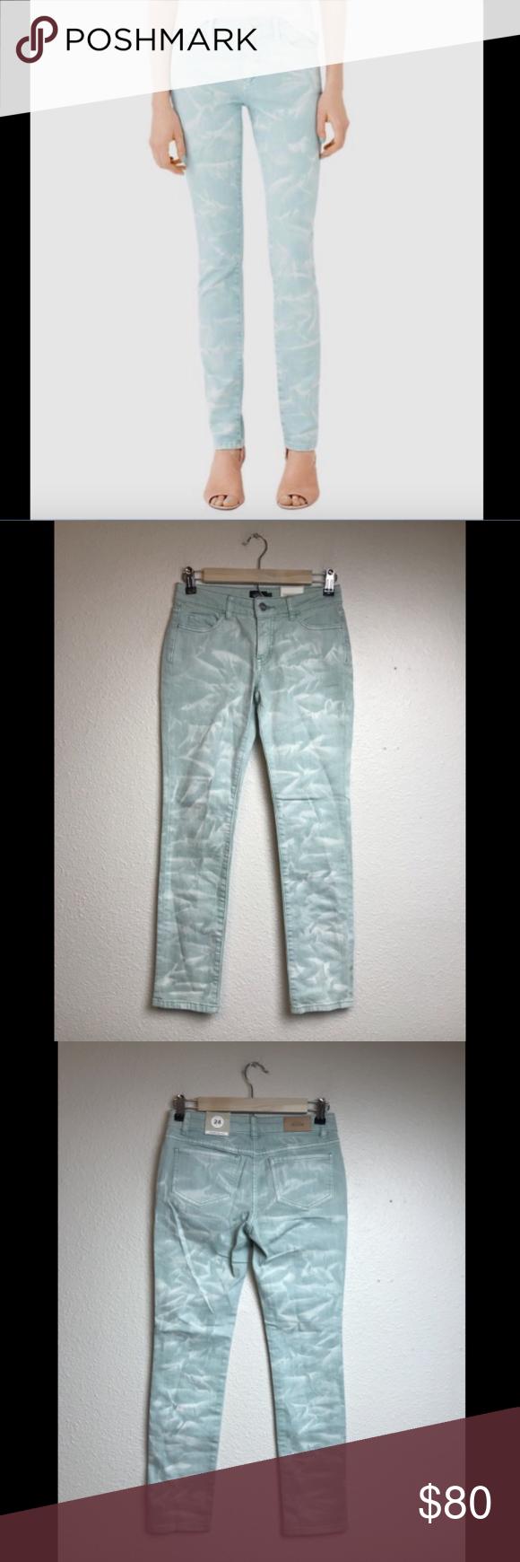 e66401a68c Kate Spade Saturday Skinny Jeans Blue Steel Marble Kate Spade Saturday  Women s Skinny Ankle Jeans Blue Steel Skinny Color-Blue Pattern-Marbled