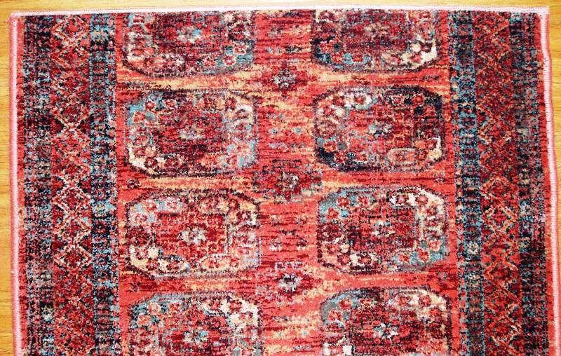 Best Timeless Treasures Persian Stair Runner Wool High 400 x 300