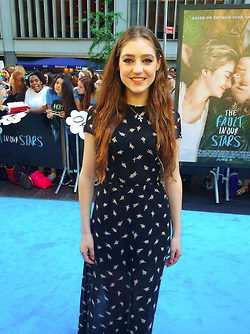 Birdy at tfios new york premiere