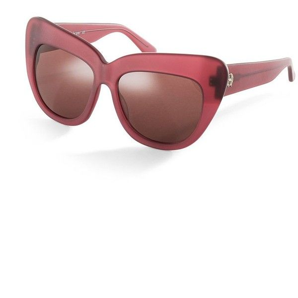 2de764fc159 House Of Harlow 1960 Chelsea 66mm Cats Eye Sunglasses ( 138) ❤ liked on  Polyvore