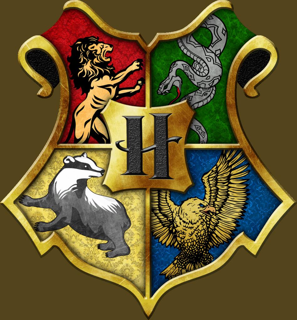Large Hogwarts Crest Harry Potter Crest Harry Potter Logo Harry Potter Free