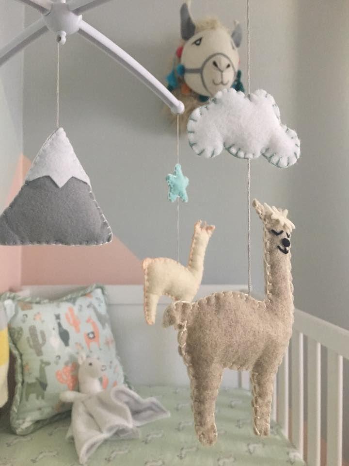 Imgur.com | Llama Nursery, Baby Room Themes, Baby Themes