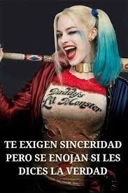 Frases De Harley Quinn Home Facebook