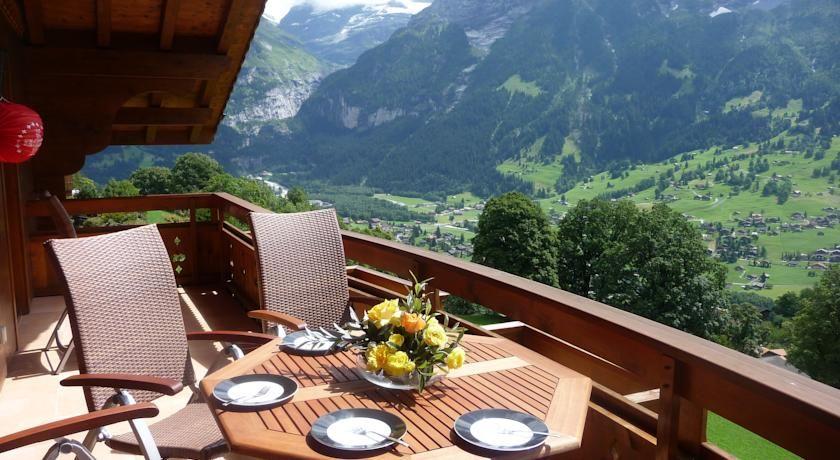 Chalet Heimat Griwa Ag Bussalpstre 59 Grindelwald