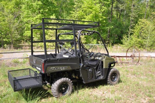 custom ranger racks polaris ranger