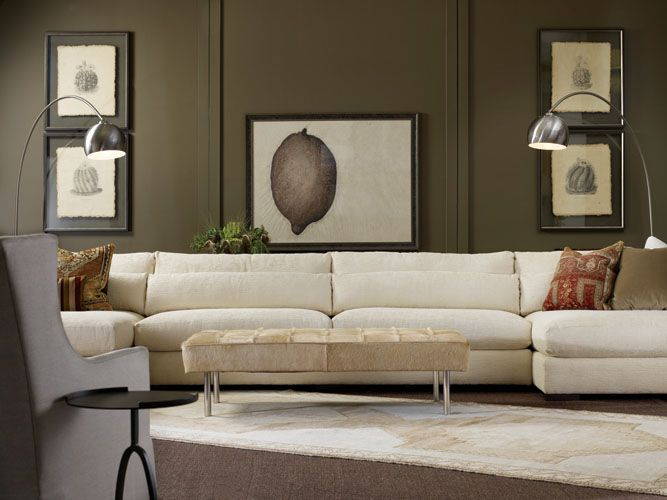 Lee Industries Amazing Deep Seating Sofa Have Sold This To Several Customers Highly Recommend Lee Industries Sectional Furniture Sectional Sofa