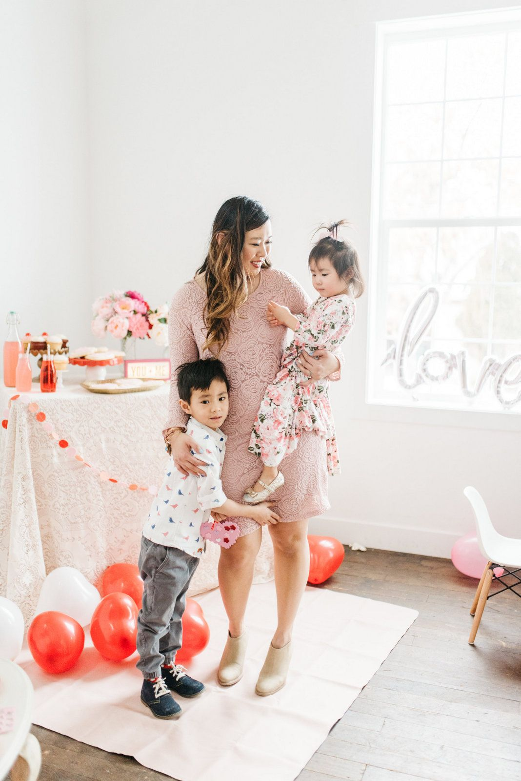 Family Valentines Day Party Cutest Ideas Valentines Day Family