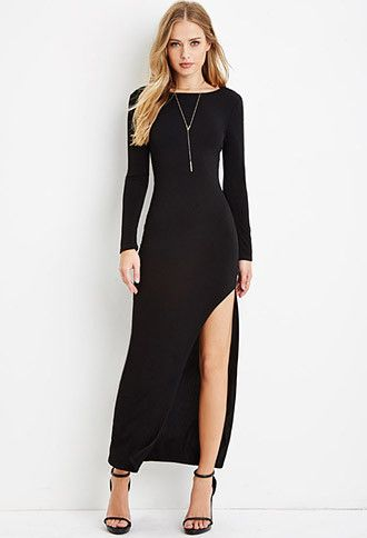 This Vestido Maxi Asimétrico From Forever 21 Mexico Today For Only And Look Amazing