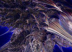 Soler's Fractal Gallery: Three-dimensional fractals 1