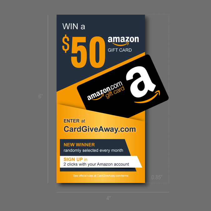 Gift Card Flyer For Acrodo By Hm Anwar Gift Card Postcard Design Cards