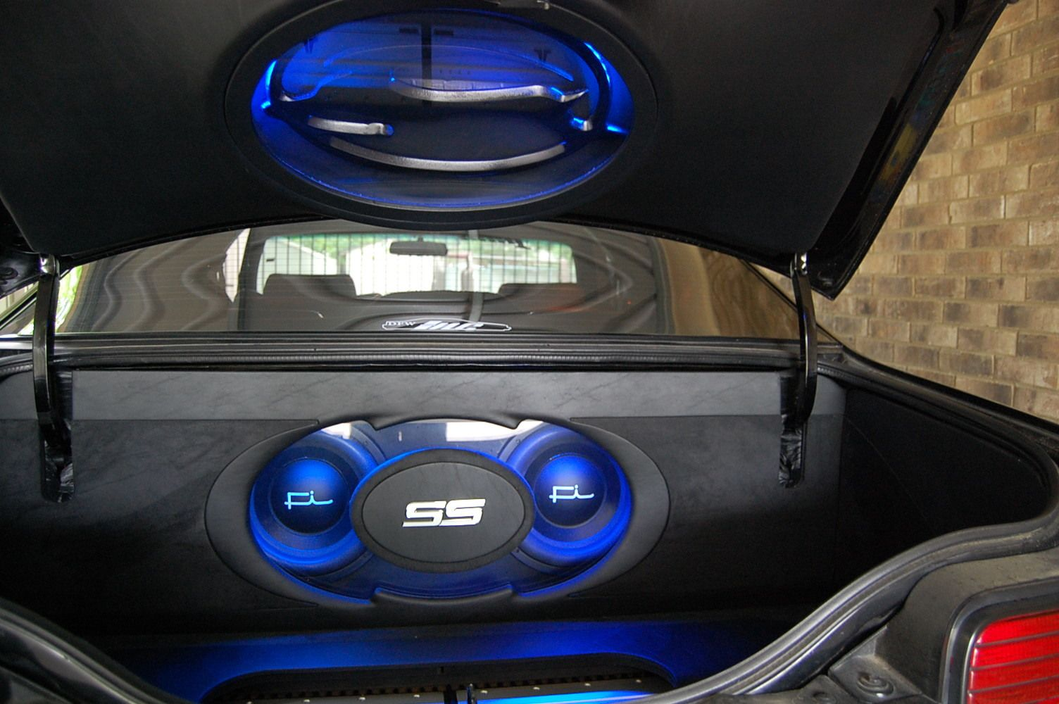 105 Best Car Audio Trunk Ideas images | Car audio, Car ... |Stormtrooper Car Audio Custom Trunk Install
