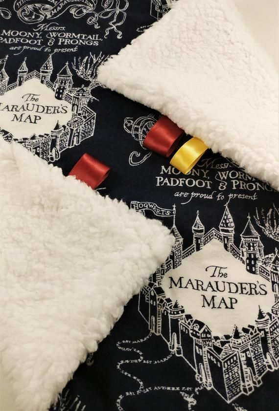 Harry Potter, Lovey, Security Blanket, Marauders Map, Sherpa Faux Fur, Baby Boy, Baby Girl, Gender Neutral,Soft,Infant, You Pick Your Color #securityblankets Harry Potter, Lovey, Security Blanket, Marauders Map, Sherpa Faux Fur, Baby Boy, Baby Girl, Gender N #securityblankets