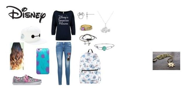 """Disney <3"" by wattpad-is-life on Polyvore featuring Disney, Vans and disney"