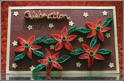 DAYDREAMS: quilling