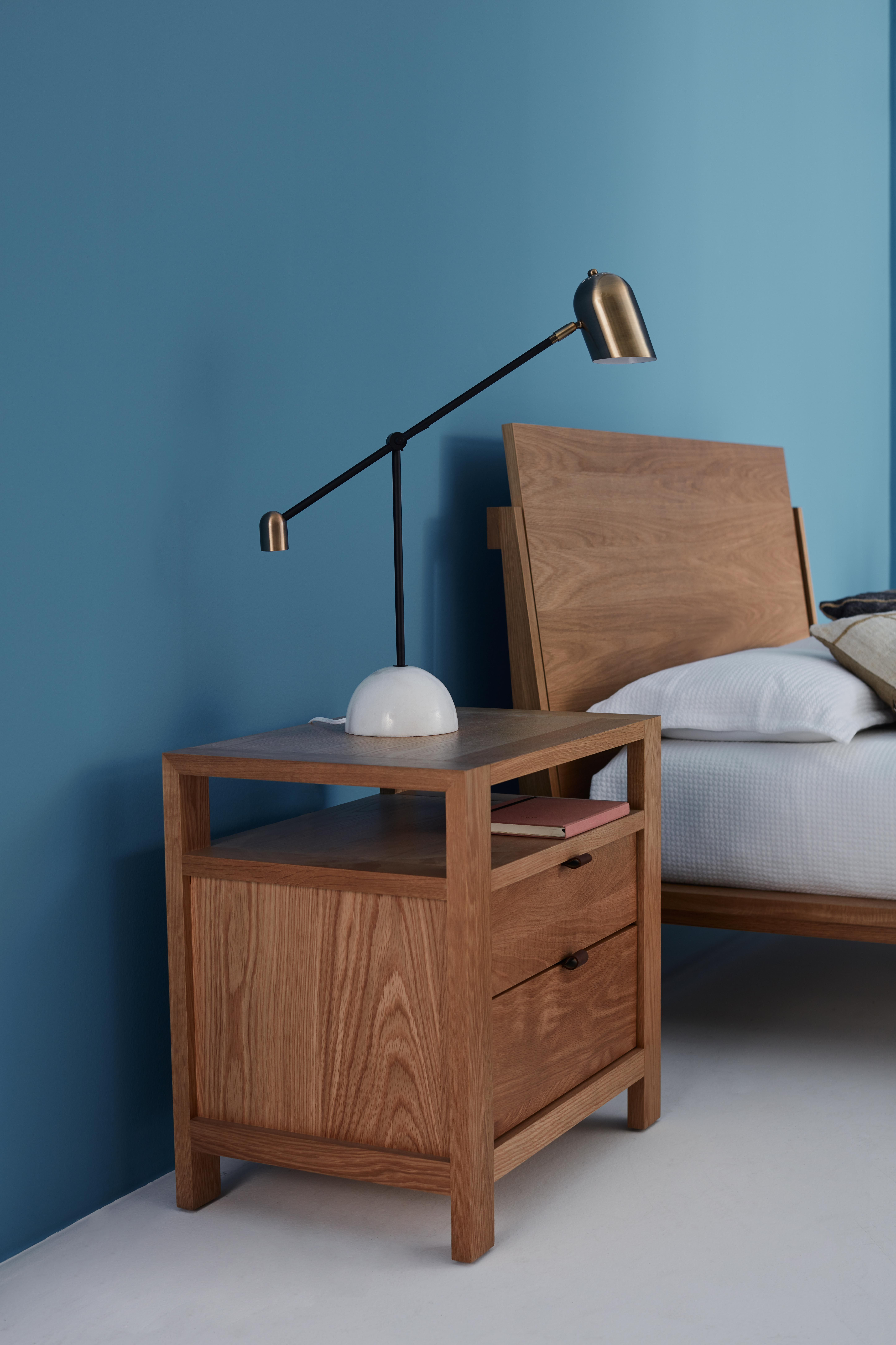 Mobilia Wood adds a touch of warmth, authenticity and