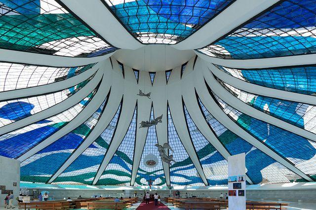 Catedral Metropolitana de Brasília | Flickr - Photo Sharing!