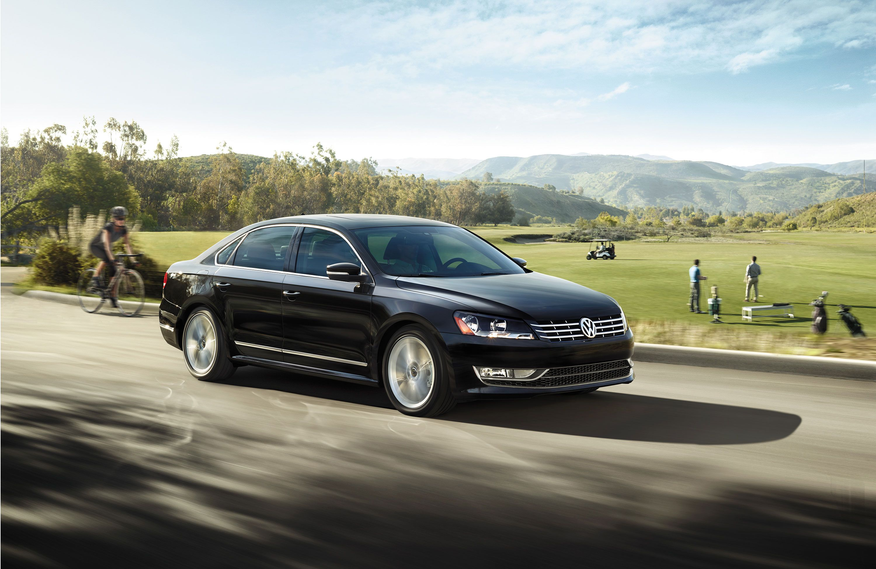 Built For The Family That S Going Places The 2015 Volkswagen Passat Turbocharged Engine Black 4 Door Sedan Touchsc Volkswagen Volkswagen Passat Vw Passat