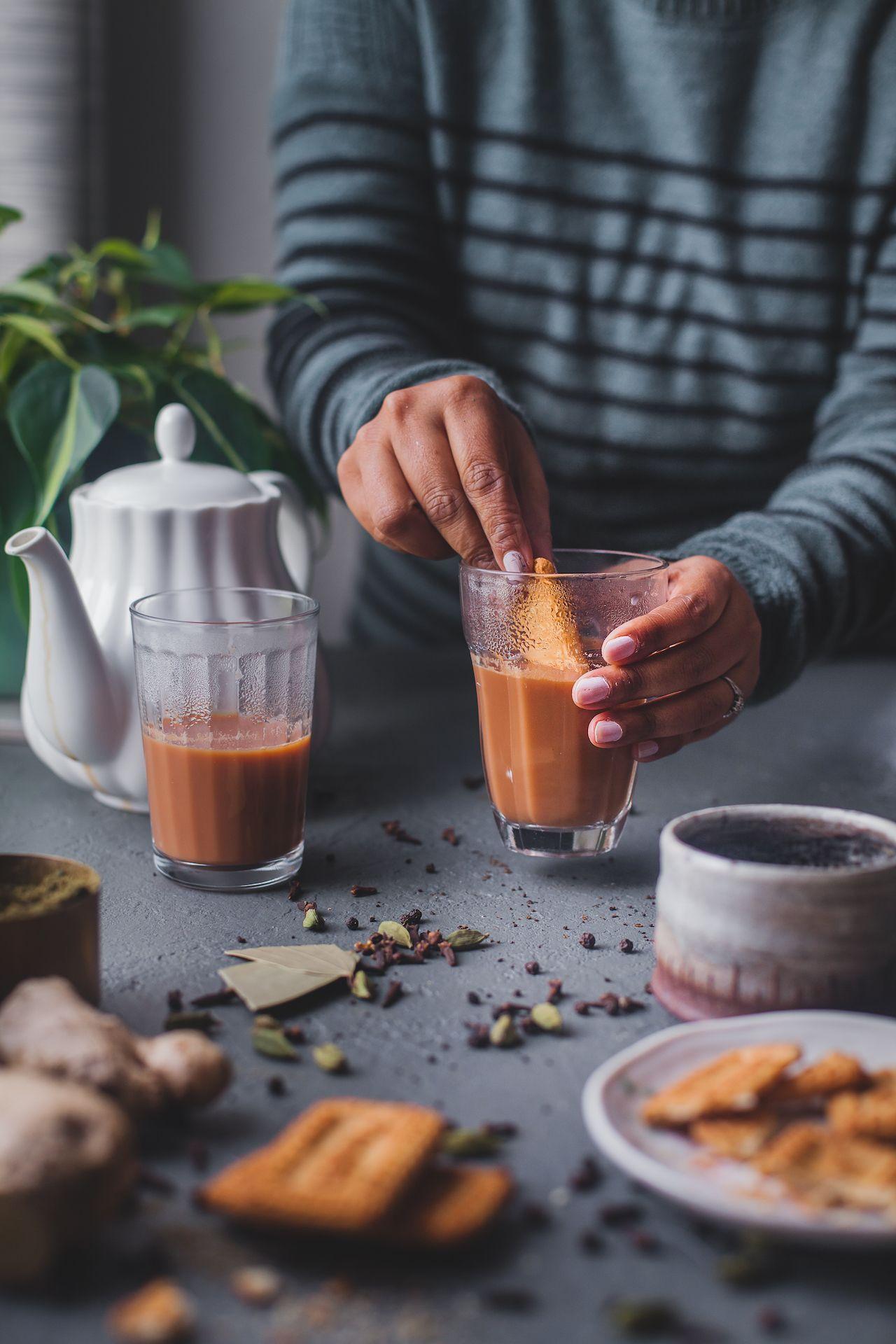 Indian Masala Chai (Spiced Milk Tea) Recipe Masala