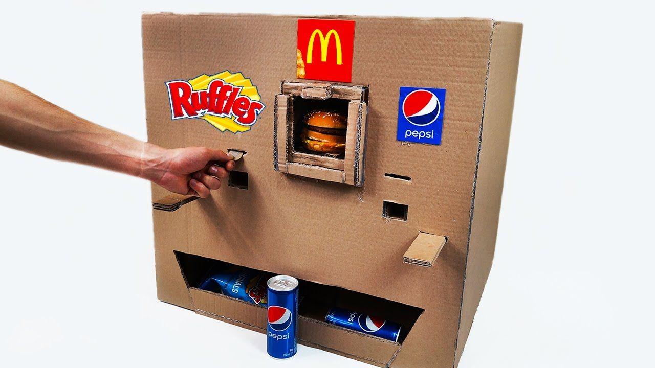 How to make ruffles mcdonalds and pepsi vending machine 1 years how to make ruffles mcdonalds and pepsi vending machine ccuart Choice Image