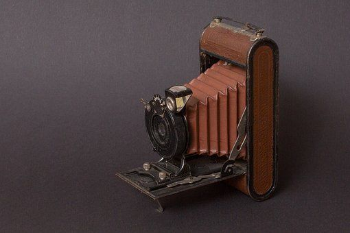 Camera, Old, Nostalgia, Vintage