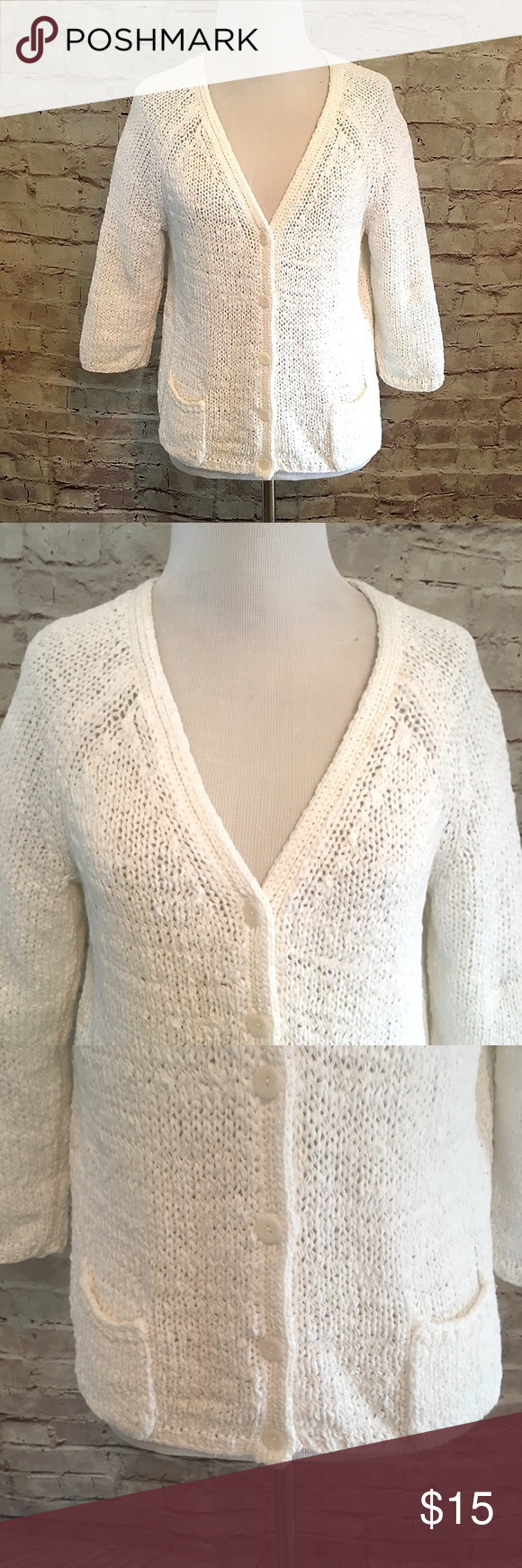 Kate Hill Petite Cable Knit Sweater | Cable knit cardigan, Cable ...