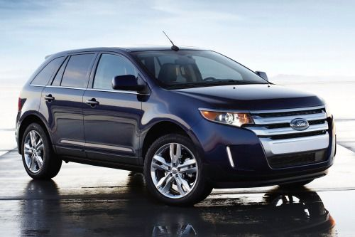 Top 5 Least Expensive 2013 Vehicles To Insure Ford Edge Ford