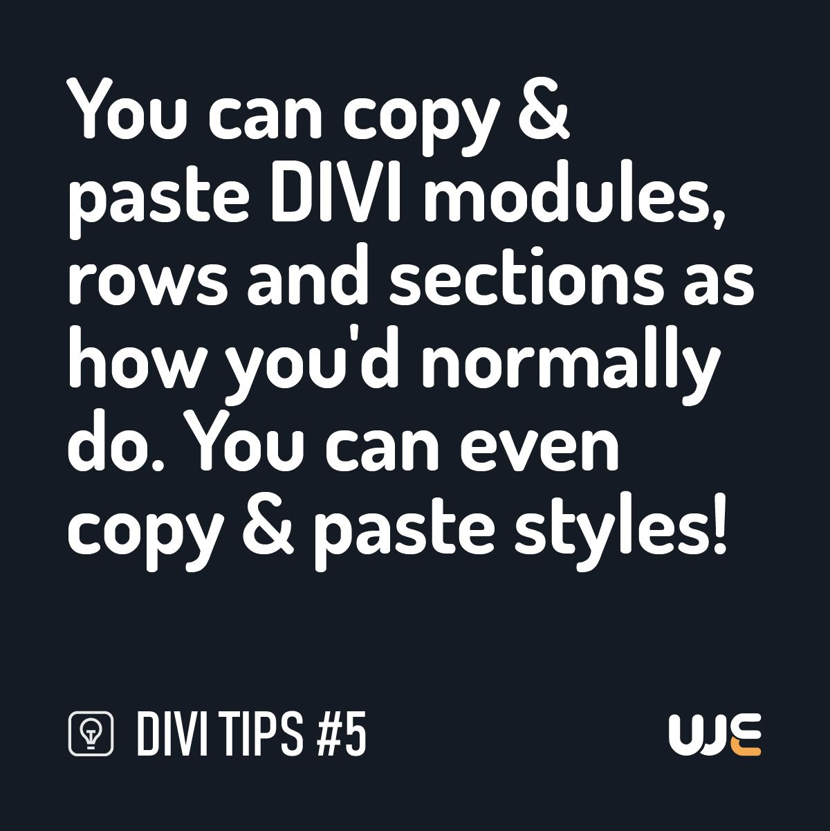 Divi Tips 5 In 2020 Tips The Row Templates