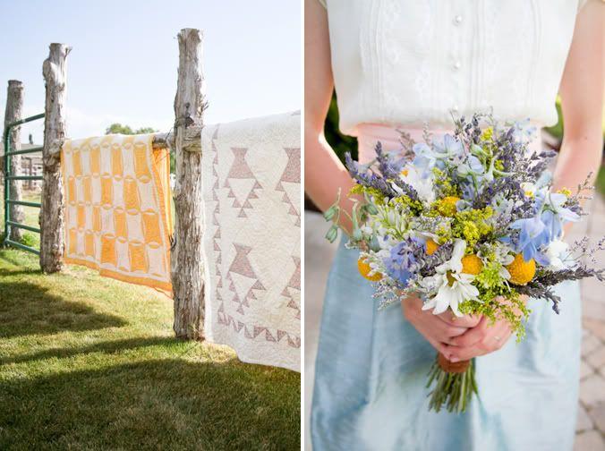 Budget Friendly DIY Wedding From Kate Osborne